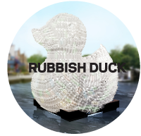 Rubbish Duck